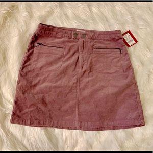 💟 NWT Size 6 Mossimo Supply Co Mauve Skirt
